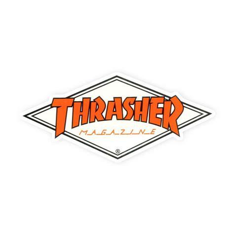 Thrasher Diamond Logo Sticker. Gardening Banners. Hood Murals. Heathers Signs. Rural Murals. Dribbble Logo. Music Car Decals. Deep Water Signs Of Stroke. Motor Cycle Decals