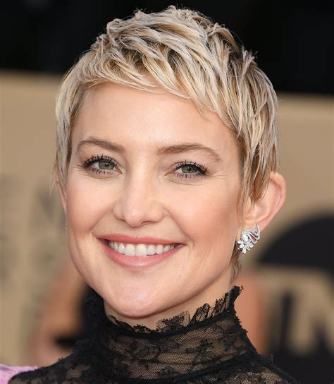 kate hudson pixie haircut stylis interview  riawna capri popsugar beauty