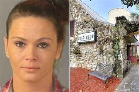 Strip Club Waitress Caught Performing Oral Sex On Teenage Boy When His Dad Walks In One News