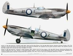 color profiles wwii allied aircraft images