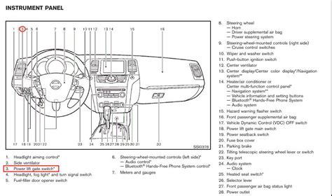 2009 Nissan Murano Fuse Box Diagram by 2007 Murano Fuses Gallery