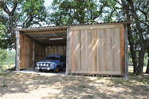 faire son carport en bois With construire son propre abri jardin
