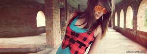 Stylish Attitude Girl Cover Photo For Facebook Timeline