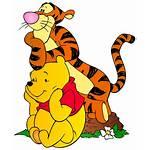 Pooh Winnie Tigger Clipart Transparent Clip Svg