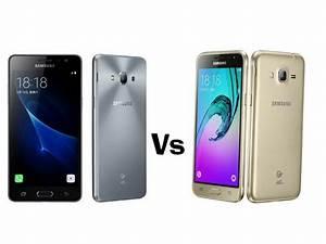 Samsung Galaxy J3 Pro Vs Samsung Galaxy J3