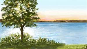 Baum Am Wasser : in einem jahr durch die bibel automatischer ~ A.2002-acura-tl-radio.info Haus und Dekorationen