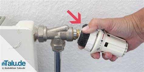 thermostat für heizung heizung thermostat wechseln