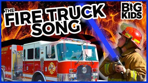 Songs that i've sung, since i was young that really don't mean a thing sometimes i ask why, i'm living this lie while living the songs that i sing. Kids Songs - The Fire Truck Song - Fire Truck Videos for ...
