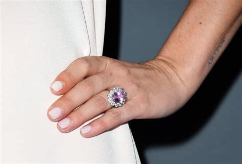 Lady Gaga Critics Choice Awards Celebrity Nails From