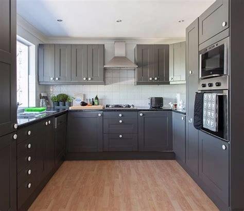 Kitchen Cupboard Ikea by Grey Ikea Savedal Shaker Style Kitchen Cupboard Doors And