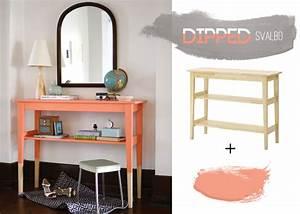 Console Entrée Ikea : inspirations diy de l entr e la salle de bain rokia d core mais pas que ~ Teatrodelosmanantiales.com Idées de Décoration