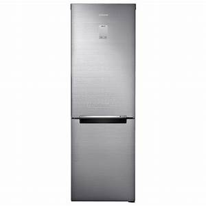 Refrigerator Samsung No Frost    Height  185 Cm  Rb33j3415ss  Ef