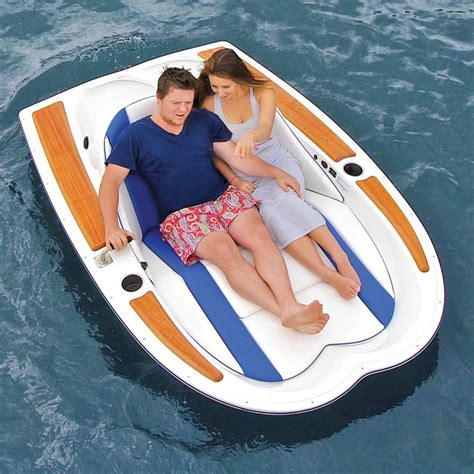 Small Two Person Motor Boat by The Two Person Electric Motorboat My Other Car Is A