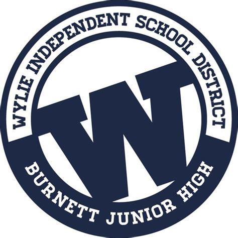 burnett junior high homepage
