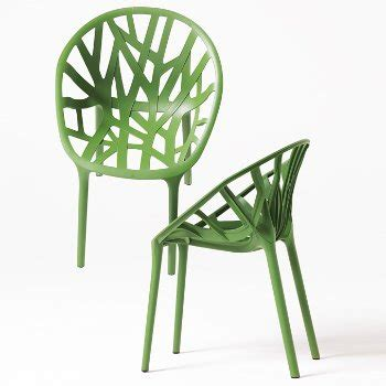 chaise bouroullec vegetal chair by vitra at lumens com