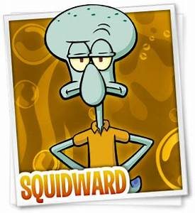 Image - Character-squidward.png - Encyclopedia SpongeBobia ...