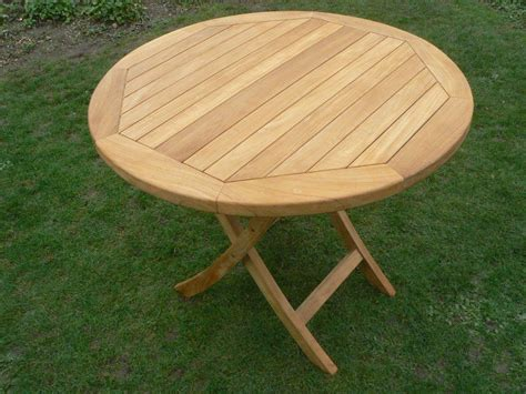 Garden Tables by Tables 187 Kent Garden Furniture