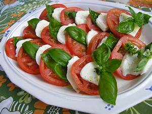 Caprese Salad Recipe Dishmaps