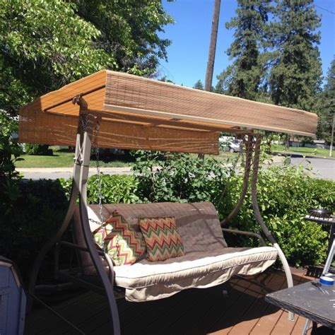 Replacing The Canopy On A Patio Swing  Thriftyfun. Small Backyard Spa Ideas. Patio And Garden Show St Paul. Outdoor Patio Furniture Gulf Shores Al. House Rules Patio. Outdoor Patio Planter Ideas. What Is Best Patio Furniture. Outdoor Patio Sets Vancouver. Black Patio Slabs Uk