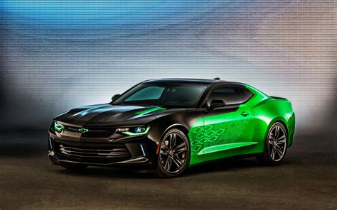 2016 Chevy Camaro Wallpaper