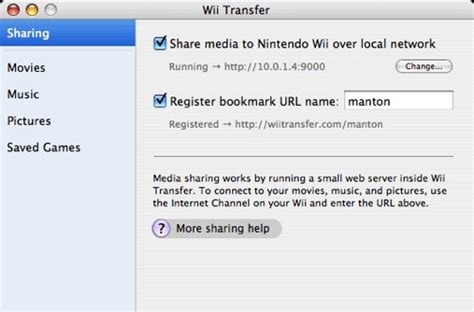 transfer stories macs wii transfer 2 5 brings bookmark easy