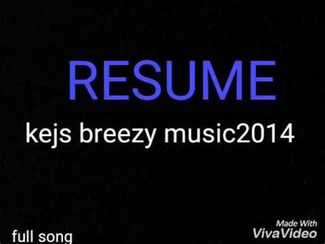 free resume mp3 mp3