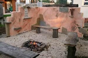 Gartenmauern Aus Beton : bilder mediterrane gartenmauern kunstrasen garten ~ Michelbontemps.com Haus und Dekorationen