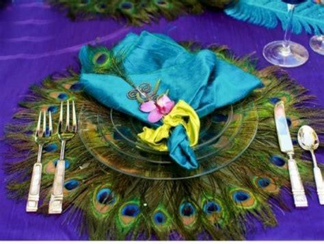Zoviti Blog  Vibrant Peacock Theme Wedding Decoration