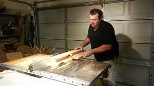 Simple Jig  Turns  U0026quot Tablesaw U0026quot  Into Jointer