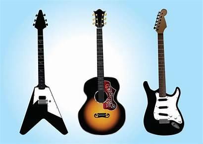 Guitar Vector Graphics Electric Vectors Clipart Cartoon