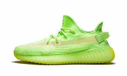 Yeezy Glow 350 Boost V2 Adidas Dark
