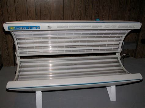 sunquest pro 16se tanning bed on popscreen