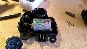Repairing Actuator Servo For Car  Chevy 2008 Impala Mix