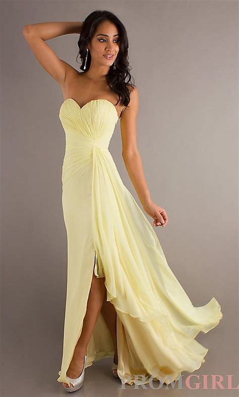 light yellow prom dresses light yellow dress oasis fashion