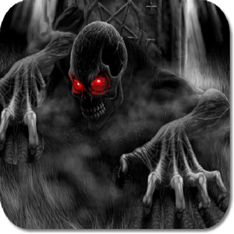 Danger Ghost 3d Wallpaper by Ghost Hd Wallpapers Appstore For Android