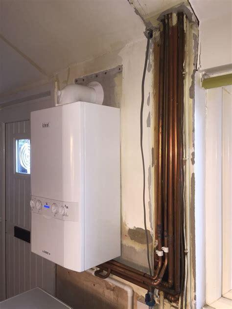kitchen unit boxing washer  dryer  combi boiler