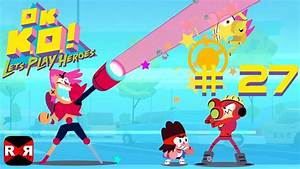 OK K.O.! Let's Play Heroes - RED ACTION POWIE ZOWIE ...