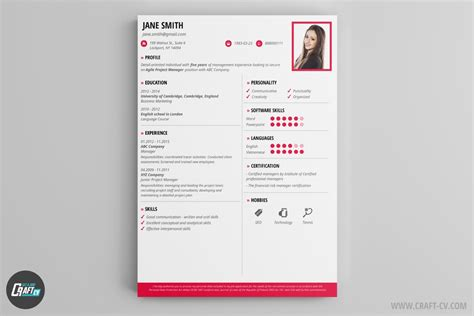 Cv Build by Cv Maker Professional Cv Exles Cv Builder
