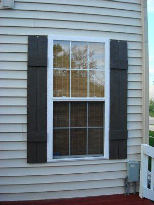 Where To Buy Window Shutters by Make Your Own Shutters From Fence Posts Favorite Places