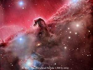 Horsehead Nebula Wallpaper - Pics about space