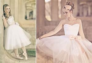 Tulle wedding dress tea length pink sash onewedcom for Tea length tulle wedding dress