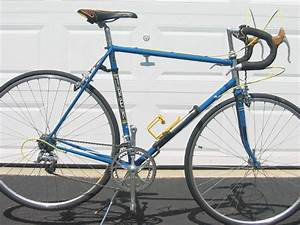 Vintage Trek Gallery - 1983 Trek Model 760 Steel Road Bike