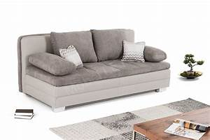 Sofa Günstig Online Kaufen : lincoln von job sofa grau beige schlafsofas online kaufen ~ Indierocktalk.com Haus und Dekorationen