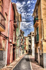 Calle En  Villajoyosa By Sigurd  Siggan  Anton Geertsen On 500px Com
