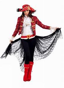 Damen Kostüm Piratin : piratenkost m f r damen piratin seer uber braut kost m mottoparty piraten party ebay ~ Frokenaadalensverden.com Haus und Dekorationen