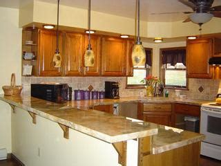 kitchen makeovers pictures pictures for granicrete of pittsburgh in butler pa 16002 2285
