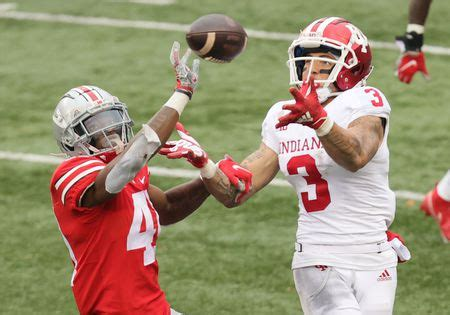 Injuries leave Ohio State football thin at safety vs ...
