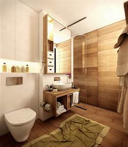 Bad Mit Holz : coole bad fliesen ideen die sie ausprobieren sollten ~ Sanjose-hotels-ca.com Haus und Dekorationen
