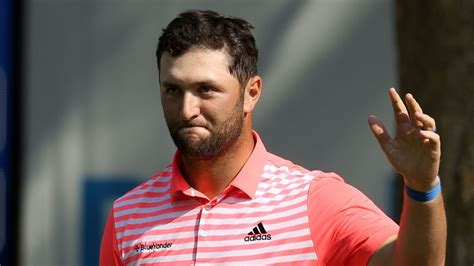 'our hearts go out to jon rahm'. Jon Rahm fires career-best 61, including hole-in-one, at WGC-Mexico Championship | Golf News ...