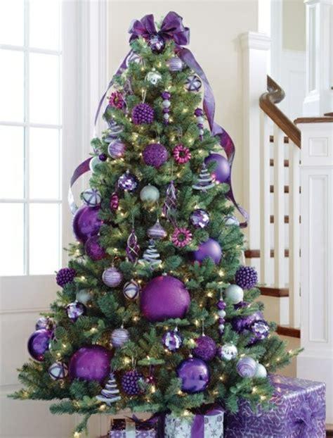 Geschmückte Weihnachtsbäume Christbaum Dekorieren by Wundersch 246 Ne Ideen F 252 R Weihnachtsbaum Deko Archzine Net